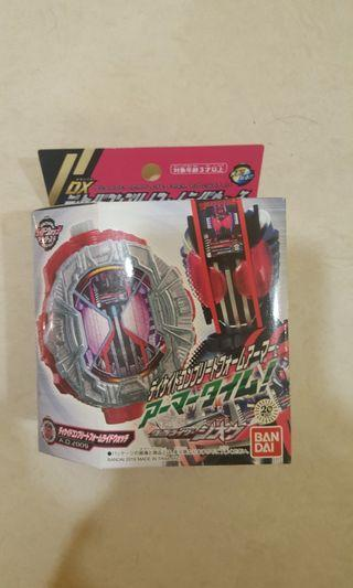 DX Kamen Rider ridewatch Decade complete