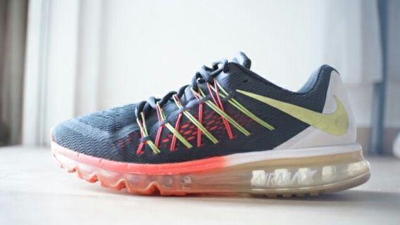 Nike airmax 2015 Black Volt