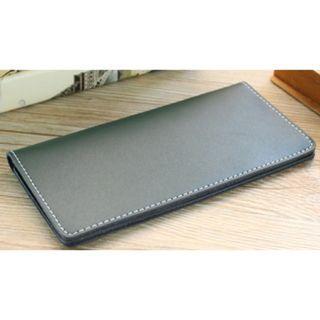 Handmade Slim Wallet - Green