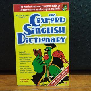 🚚 The Coxford Singlish Dictionary