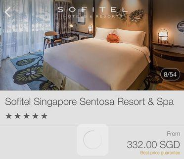 🚚 Sofitel Singapore Sentosa