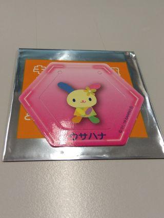 Sanrio Usahana 兔子 2019 大賞 Clip 夾