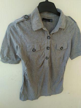 #mauthr Hammer T-Shirt orginal grey