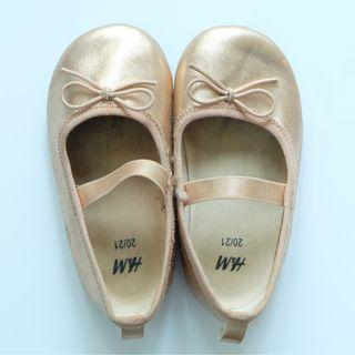 H&M BALLERINA BABY GIRL SHOES