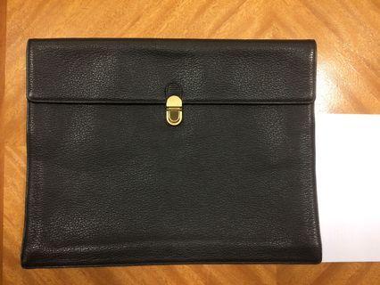 Leather Folio Case