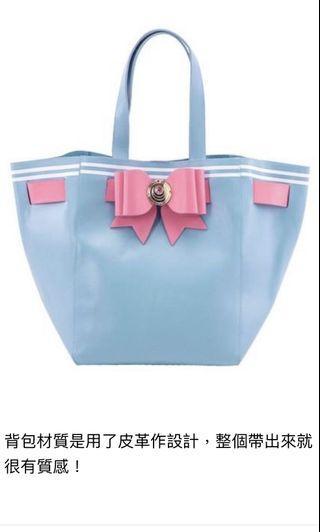 現貨 藍色 月野兔 美少女戰士 手提袋 出街袋