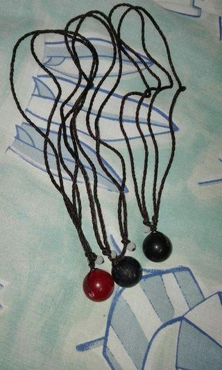 UPKURAMA Crystal Necklace
