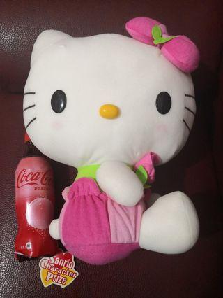 Sanrio Hello Kitty 公仔 日本景品
