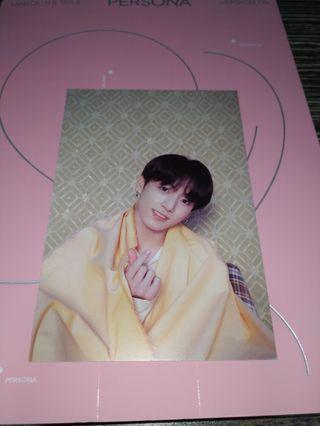 BTS Persona Jungkook Postcard