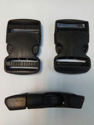 塑料插扣 1.5寸9個(D款)