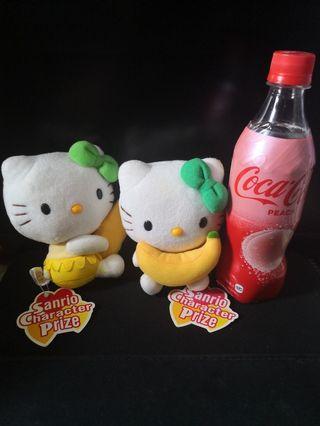 [日本景品]Hello Kitty 公仔