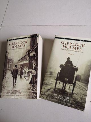 Sherlock Holmes 福爾摩斯小說集