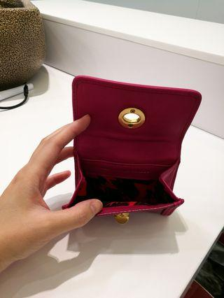 Marc by Marc Jacobs coins bag