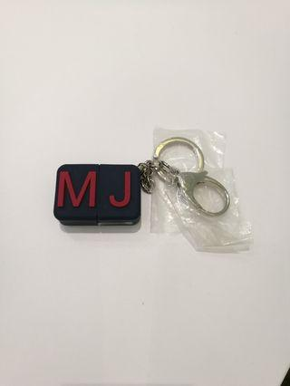 Marc by Marc Jacobs USB key chain