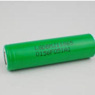 🚚 100% LG MJ1 3500mAh, 10A 18650 Rechargeable Battery