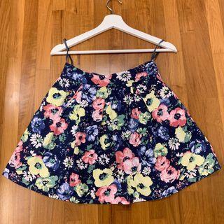 Pre-loved Floral Skirt