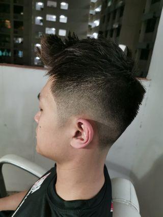 🚚 Home based barber