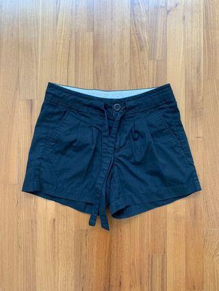 Pre-loved Black Shorts