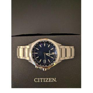 CITIZEN ECO DRIVE ATTESA SUPER TITANIUM ( JDM )