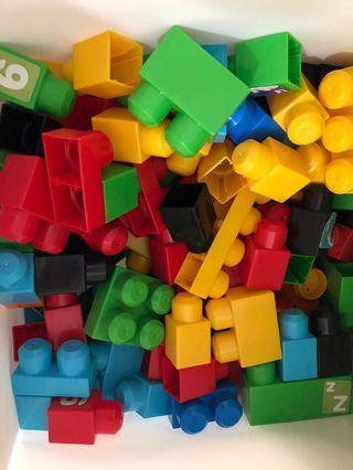 🚚 Mega Blocks