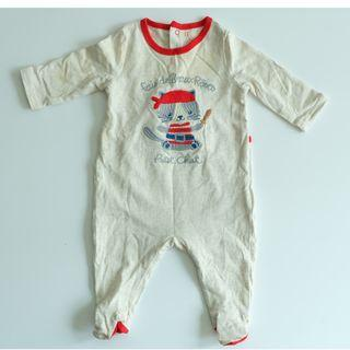 SERGENT MAJOR BABY SLEEPSUITS