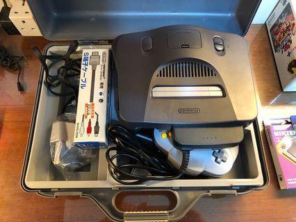 N64 (主機/攜帶合/線連games)