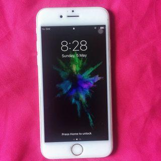 Iphone 6s 64GB MYset (silver)