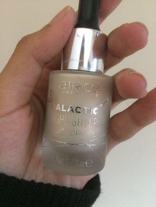 #mauthr Catrice Galatic Highlighter Drops