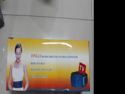 Tingli Micro Computer Controlled Weight Reducing Waist Belt
