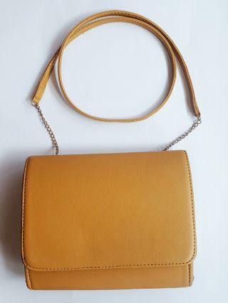 H&M Sling Bag Mustard