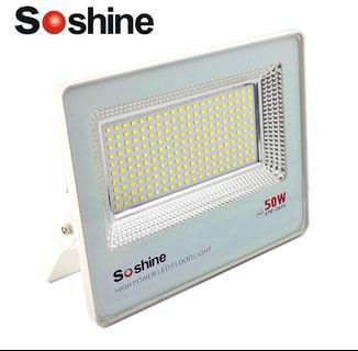 {MPower} Soshine TF50 50W LED Flood Light 4000流明 泛光燈 ( IP67 防水 ) - 原裝行貨