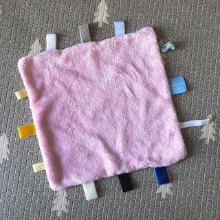 🚚 Snoozebaby comforter powder pink