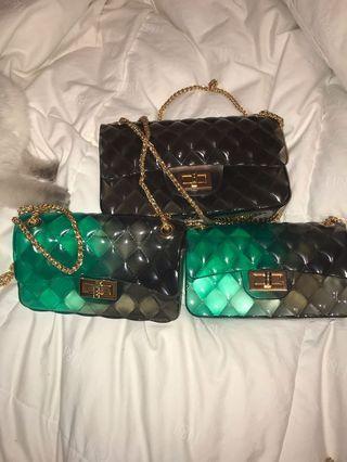 Jelly purses