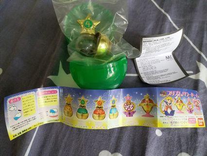美少女戰士Sailor Jupitor木星可入水飾品玩具