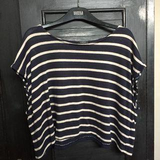 croptop stripe