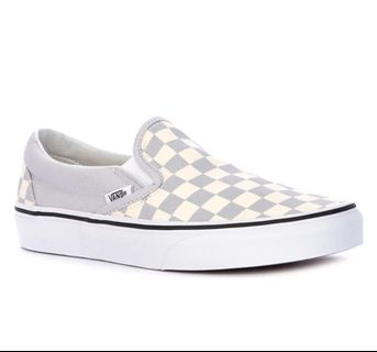 b31b8e20e vans checkerboard slip on   Shoes   Carousell Philippines