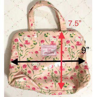 Hello Kitty Cosmetic Bag ○ Hello Kitty 化妝袋