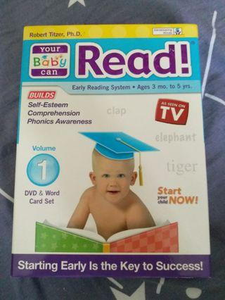 Your Baby Can英語教學套裝(step 1)