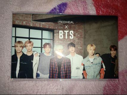 Mediheal x BTS Photocard (Individual / Take All)