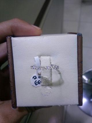 Cincin listri mata berlian eropa  #mauthr