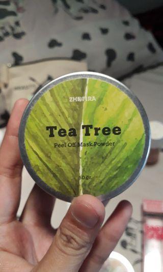Peel Of Mask Tea Tree Zhofira