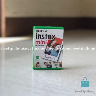 Fujifilm Refill Instax Mini 7s 8s 9s 25s 50s 70s 90s Instax Share SP1 SP2 Film Paper Plain Single 10