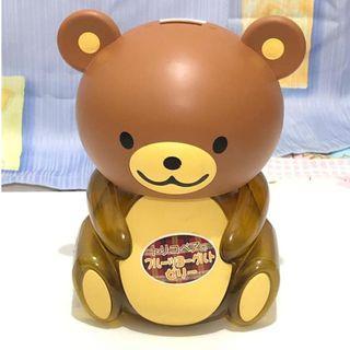 Triko Bear Money Bank ● Triko 熊仔錢罌