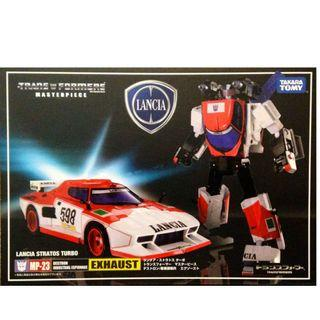 Takara Transfomers Masterpiece - MP23 Exhaust - New