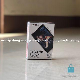 Fujifilm Refill Instax Mini 7s 8s 9s 25s 50s 70s 90s Instax Share SP1 SP2 Film Paper Black