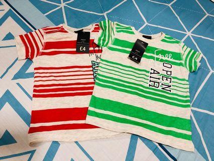 Take all boy's shirts