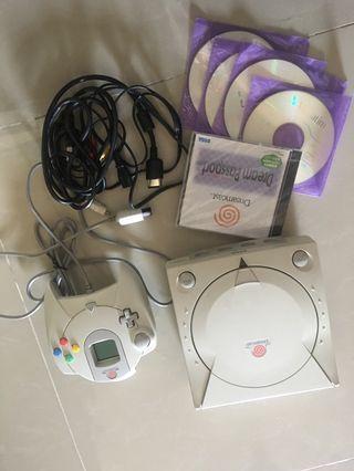 Sega dreamcast Japanese version