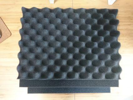 Foam Set for Dustproof Cases