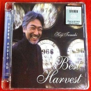 玉置浩二 Best Harvest SACD