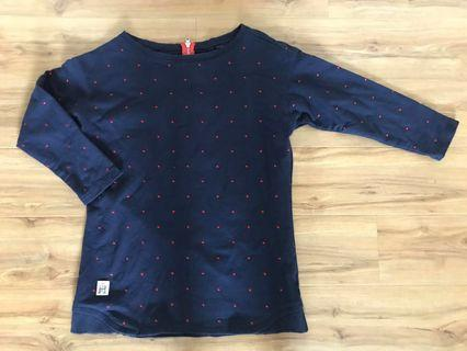 Timmy& Hilfiger long sleeves top